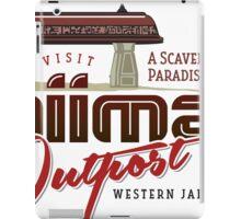 Niima Outpost iPad Case/Skin