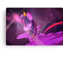 Princess Twilight Sparkle Canvas Print