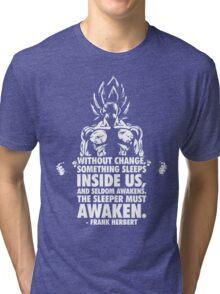 Awaken Tri-blend T-Shirt