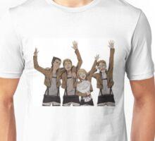 Old Scouting Regiment Unisex T-Shirt