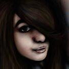 Self portrait by Rachel Kelly