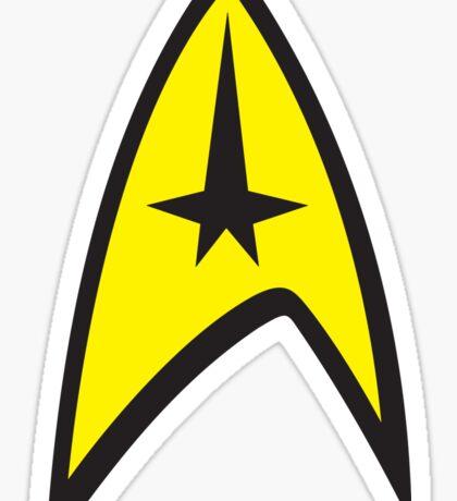 Commander Sticker