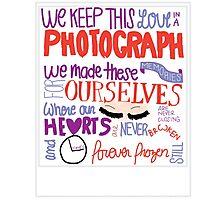 photograph Photographic Print
