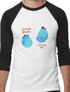 Emotional Baby Boy/Man Men's Baseball ¾ T-Shirt