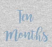 Ten Months Old (Boy) Kids Tee