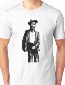 Happy Bluesman Unisex T-Shirt