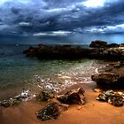 Storm off Point Perron by BigAndRed