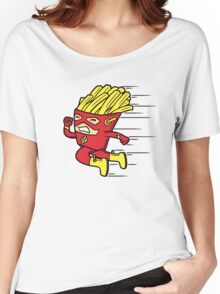 Fast Fries Women's Relaxed Fit T-Shirt