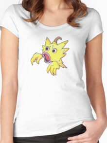 Weepinter  - Pokemon Fusion Women's Fitted Scoop T-Shirt