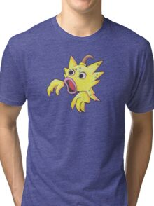 Weepinter  - Pokemon Fusion Tri-blend T-Shirt
