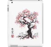 Forest Spirit Sumi-e iPad Case/Skin