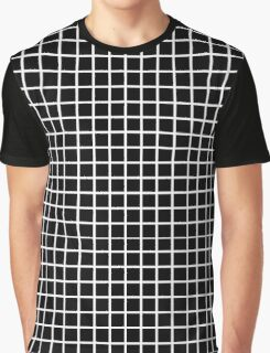 black graph Graphic T-Shirt