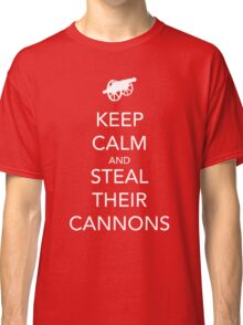 Boom Go The Cannons Classic T-Shirt