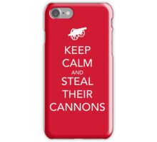 Boom Go The Cannons iPhone Case/Skin
