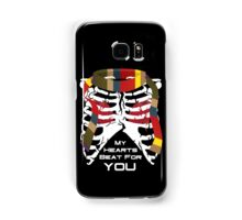 My Hearts Beat For You - 4th Dr Samsung Galaxy Case/Skin