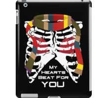 My Hearts Beat For You - 4th Dr iPad Case/Skin