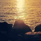 Sunset In Sorrento by VRex