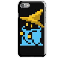Black mage final fantasy iPhone Case/Skin