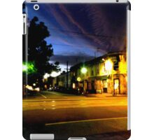 Brunswisk and Kerr Side By Night iPad Case/Skin