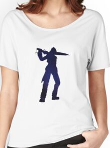 Final Fantasy VIII - Squall Leonhart Women's Relaxed Fit T-Shirt