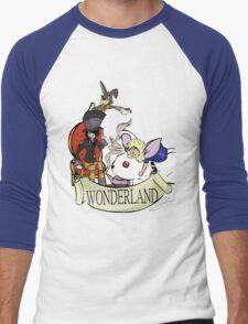 """Mad Tea Party"" T-Shirt Men's Baseball ¾ T-Shirt"