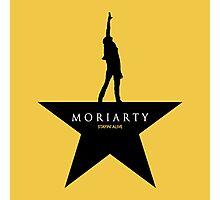 Sherlock/Hamilton - Moriarty Photographic Print