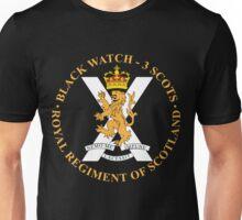 the black watch scotland royal regiment Unisex T-Shirt