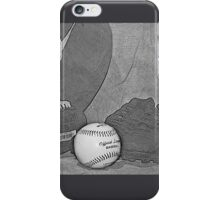 Baseball is the #1 Sport iPhone Case/Skin