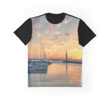 The Day is Done Graphic T-Shirt