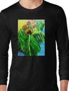 Co-Co-NuTS Long Sleeve T-Shirt