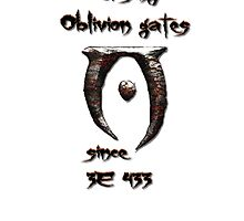 Closing Oblivion Gates by sisterwolf