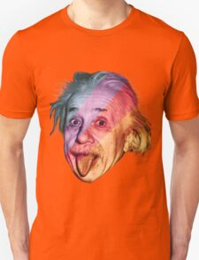 Pop Einstein Unisex T-Shirt