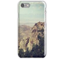 Big Bend iPhone Case/Skin