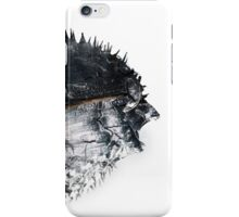 Crusty and Blackened Blowfish iPhone Case/Skin