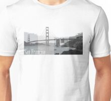 San Francisco Bridge Unisex T-Shirt