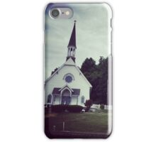 Our Lady of the Spring iPhone Case/Skin