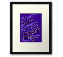 MAX PLANCK~ Physicist 1915 Framed Print