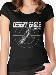 IMI Desert Eagle Women's Fitted Scoop T-Shirt