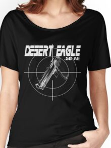 IMI Desert Eagle Women's Relaxed Fit T-Shirt