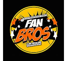 FanBros Full Logo Photographic Print