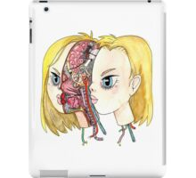 Android 18 iPad Case/Skin
