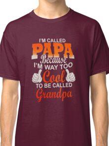 Papa Ever Mens Classic T-Shirt