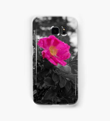 Rose sauvage / Wild Rose Samsung Galaxy Case/Skin