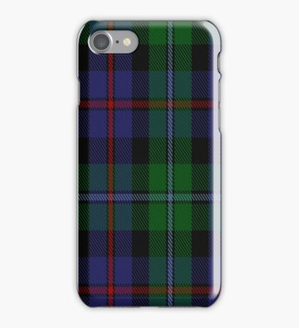 01878 Campbell of Cawdor Clan/Family Tartan iPhone Case/Skin