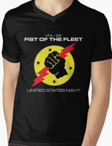 VFA-25 FIST OF THE FLEET Mens V-Neck T-Shirt