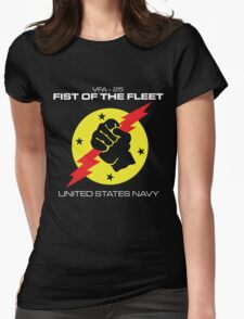 VFA-25 FIST OF THE FLEET Womens Fitted T-Shirt