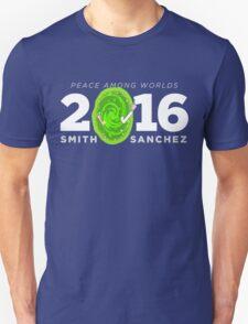 Rick and Morty 2016 shirt hoodie bumper sticker Unisex T-Shirt