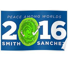 Rick and Morty 2016 shirt hoodie bumper sticker Poster