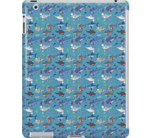 Silly Sharks! iPad Case/Skin