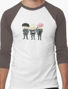 SHINee Dibidibidis Men's Baseball ¾ T-Shirt
